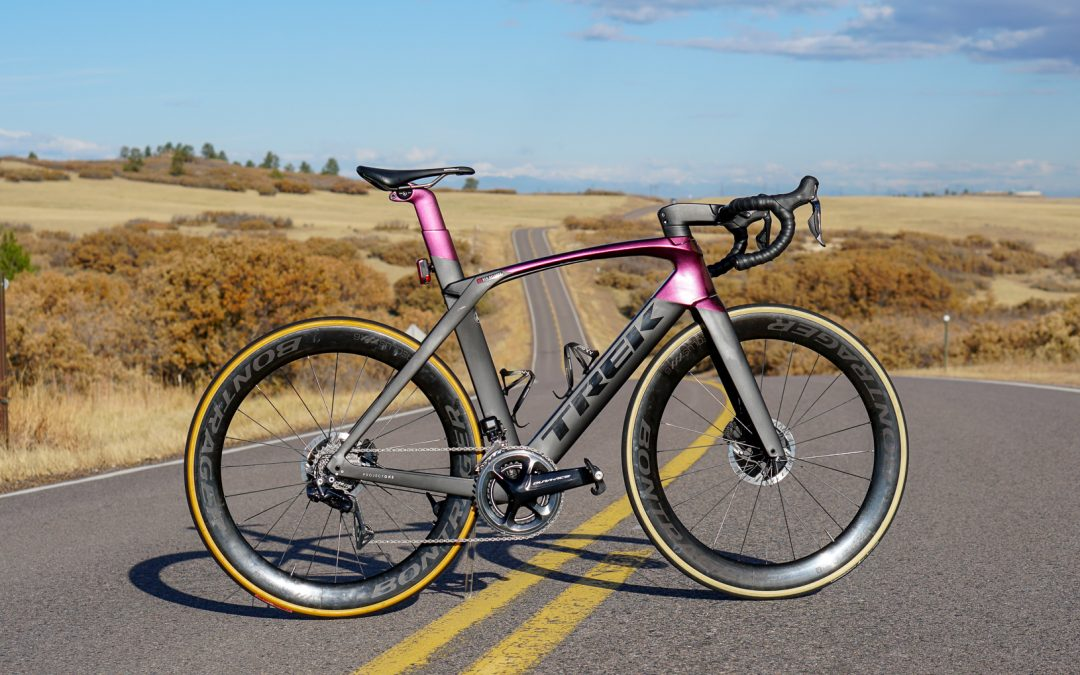 Aero unicorn: Trek Madone SLR Disc
