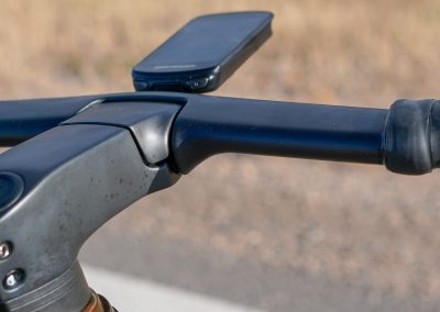 The Madone bar now has +/- 5 degrees of adjustment