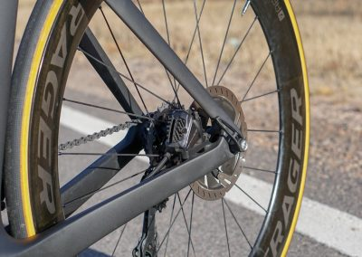 Everybody loves to make fun of road discs... until they try them on steep hills or in the rain