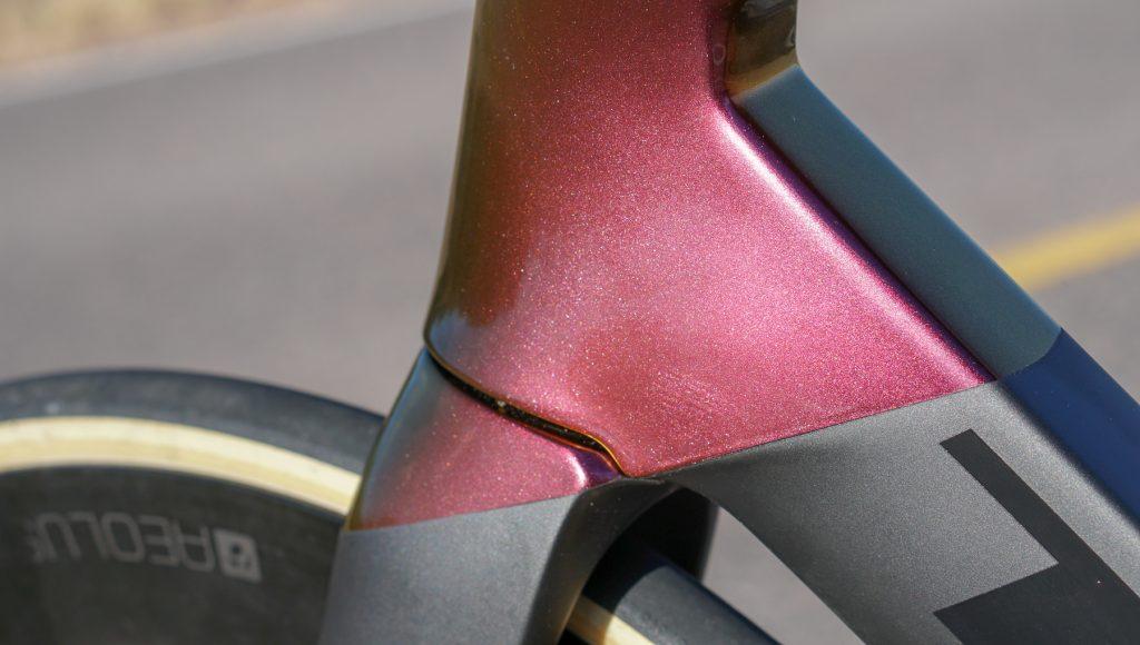 Aero unicorn: Trek Madone SLR Disc | Roll Massif