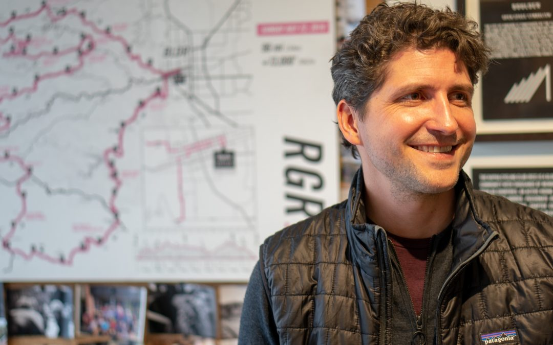 Reimagining routes: Zach Lee's passion project