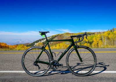 Whatever color you like, Allied can put that on a bike