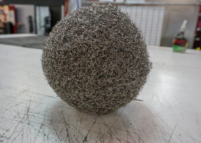 Giant ball of titanium scraps, anyone?
