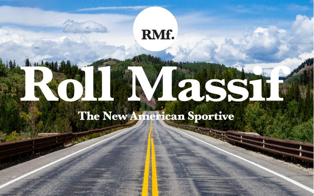 Roll Massif reimagines cycling with eight Colorado sportives