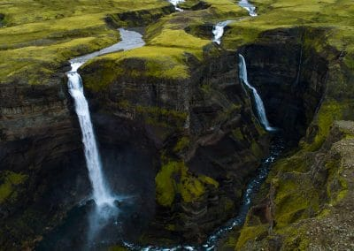 So much foss! (Foss is the Icelandic word for waterfall)