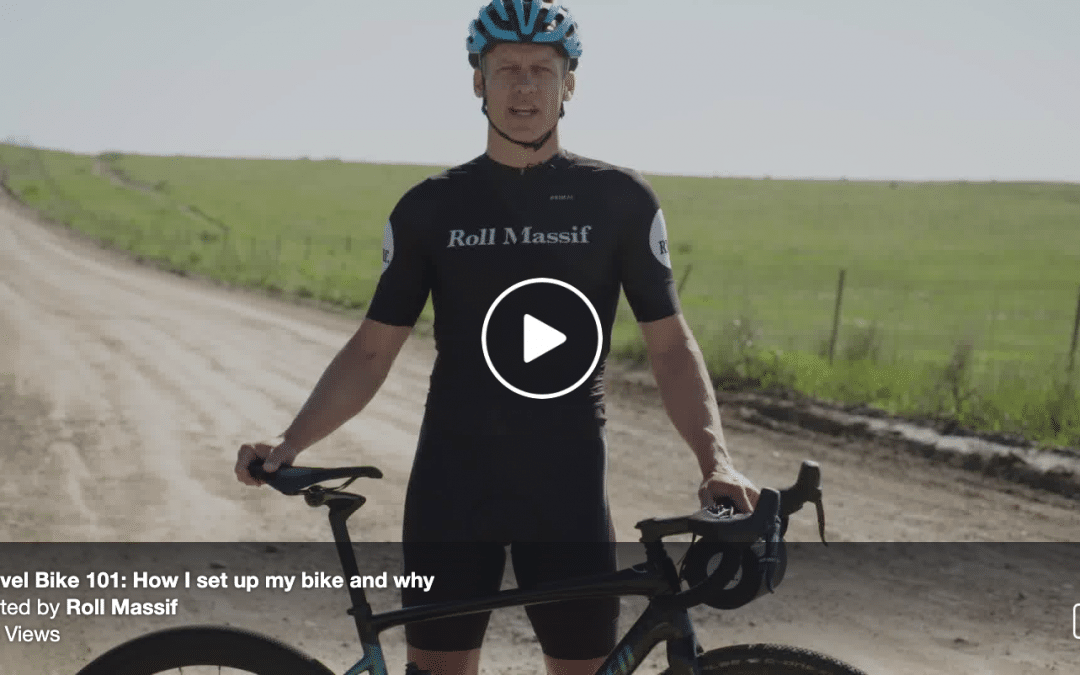 Gravel Bike 101: How I set up my bike and why