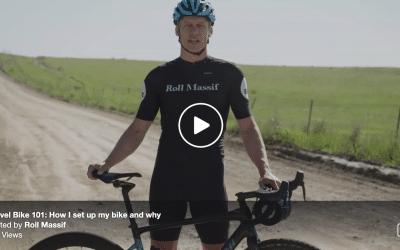 Gravel Bike 101: How I set up my bike and why